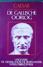 De Gallische oorlog - C. Julius Caesar (ISBN 9789028906099)