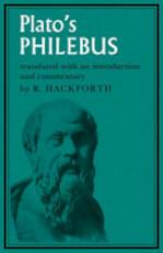 Plato's Philebus - Plato (ISBN 9780521097048)