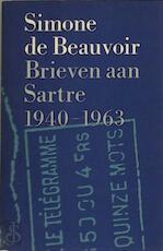 Brieven aan Sartre - Simone de Beauvoir, Sylvie Le Bon de Beauvoir, Truus Boot (ISBN 9789026958588)