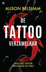 De tattooverzamelaar - Alison Belsham (ISBN 9789044353884)