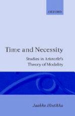 Time & Necessity - Jaakko Hintikka, Kaarlo Jaakko Hintikka, Kaarlo Jaakko Juhani Hintikka (ISBN 9780198243656)