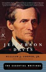 Jefferson Davis - William C. Davis (ISBN 9780812972085)