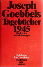 Tagebücher 1924-1945 - Joseph Goebbels (ISBN 9783455089417)