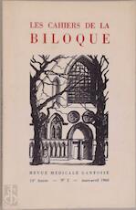 Les cahiers de la Biloque