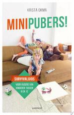 Minipubers - Krista Okma (ISBN 9789401422260)