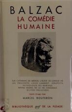 La Comédie Humaine - Tome X - Honoré de Balzac