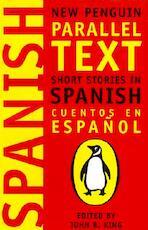 Short Stories In Spanish - John R King (ISBN 9780140265415)
