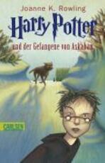 Harry Potter 3 und der Gefangene von Askaban - Joanne K. Rowling (ISBN 9783551354037)