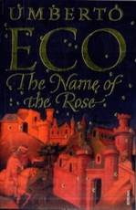 The name of the rose - Umberto Eco (ISBN 9780749397050)