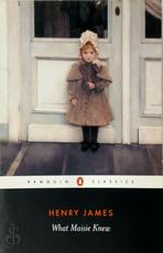 What Maisie knew - Henry James, Paul Theroux (ISBN 9780140432480)