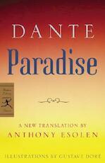 Paradise - Dante Alighieri (ISBN 9780812977264)