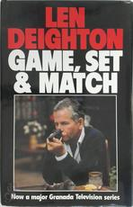 Game, Set & Match - Len Deighton (ISBN 9780394572352)