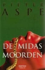 De Midasmoorden - Pieter Aspe (ISBN 9789029051620)