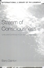 Stream of Consciousness - Barry Dainton (ISBN 9780415379298)