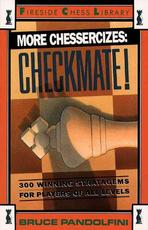 More Chessercizes - Bruce Pandolfini (ISBN 9780671701857)