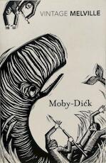 Moby Dick - Herman Melville (ISBN 9780099511182)