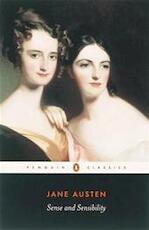 Sense and Sensibility - Jane Austen (ISBN 9780141439662)