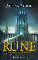 Rune / 1 De achtste rune - Adrian Stone (ISBN 9789024535620)