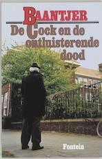 De Cock en de ontluisterende dood - A.C. Baantjer, Appie Baantjer (ISBN 9789026105036)