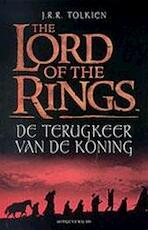 Lord of the Rings / 3 De terugkeer van de koning film editie - J.R.R. Tolkien (ISBN 9789022531693)
