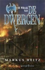 Dwergen 3 De wraak van de dwergen - Verschijnt juli 2015 in originele - M. Heitz, Markus Heitz (ISBN 9789024579778)