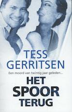 Het spoor terug - Unknown (ISBN 9789034797537)