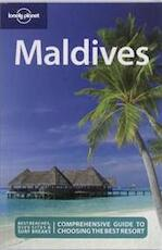 Lonely Planet Maldives - Tom Masters (ISBN 9781741790139)