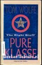 Pure klasse - Tom Wolfe, Gerrit de Blaauw (ISBN 9789035107472)