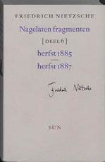 Nagelaten fragmenten - Friedrich Nietzsche (ISBN 9789061685968)