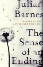 The Sense of an Ending - Julian Barnes (ISBN 9780099570332)