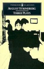 Three Plays - August Strindberg (ISBN 9780140440829)