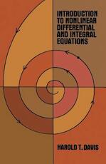 Introduction to Nonlinear Differential and Integral Equations