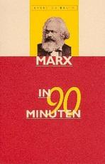 Marx in 90 minuten - E. de Bruin, Ellen de Bruin (ISBN 9789025108861)