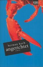 Angerichtet - Herman Koch