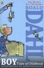 Boy - Roald Dahl