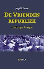De vriendenrepubliek - Joep Dohmen (ISBN 9789079226153)
