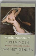 Oplevingen van het denken - Martha C. Nussbaum (ISBN 9789026323928)