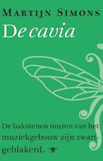 De cavia - Martijn Simons (ISBN 9789023487371)
