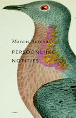 Persoonlijke notities - Marcus Aurelius (ISBN 9789026326004)