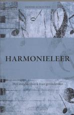 Harmonieleer - Hennie Schouten (ISBN 9789049400439)