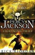 Percy Jackson and the Lightning Thief - Rick Riordan (ISBN 9780141319131)