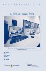 Kijken, luisteren, lezen - M. Malsch, R. Kranendonk, J. de Keijser, H. Elffers (ISBN 9789035247963)