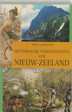 Historische verkenningen van Nieuw-Zeeland