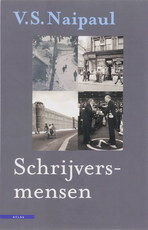 Schrijversmensen - V.S. Naipaul (ISBN 9789045004204)