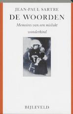 De woorden - Jean-Paul Sartre (ISBN 9789061319221)