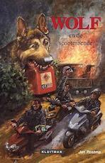 Wolf en de scooterbende - Jan Postma (ISBN 9789020634310)