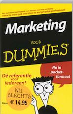 Marketing voor Dummies - A. Hiam (ISBN 9789043009515)