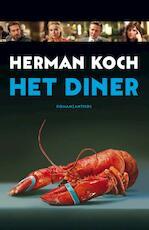 Het diner - Herman Koch (ISBN 9789041414540)