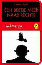 Een beetje meer naar rechts - Fred Vargas (ISBN 9789462370128)