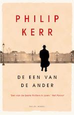 De een van de ander - Philip Kerr (ISBN 9789460236204)